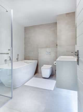 bathroom modern remodel palm beach county