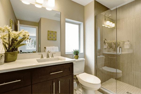 Dream master bathroom design