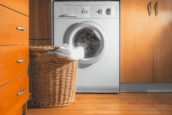 How to remodel the laundry