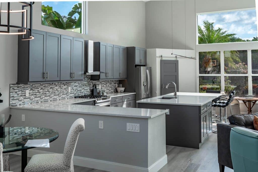 New Custom Kitchen Installation Palm Beach Gardens