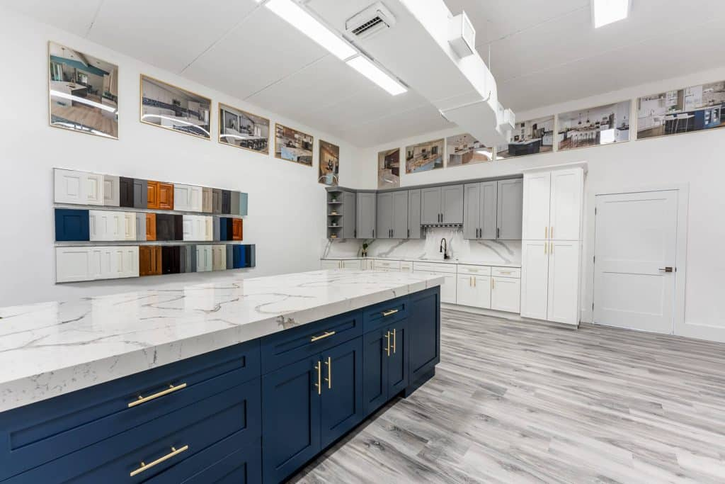 This is a picture Of The Palm Beach Premier Remodeling Showroom