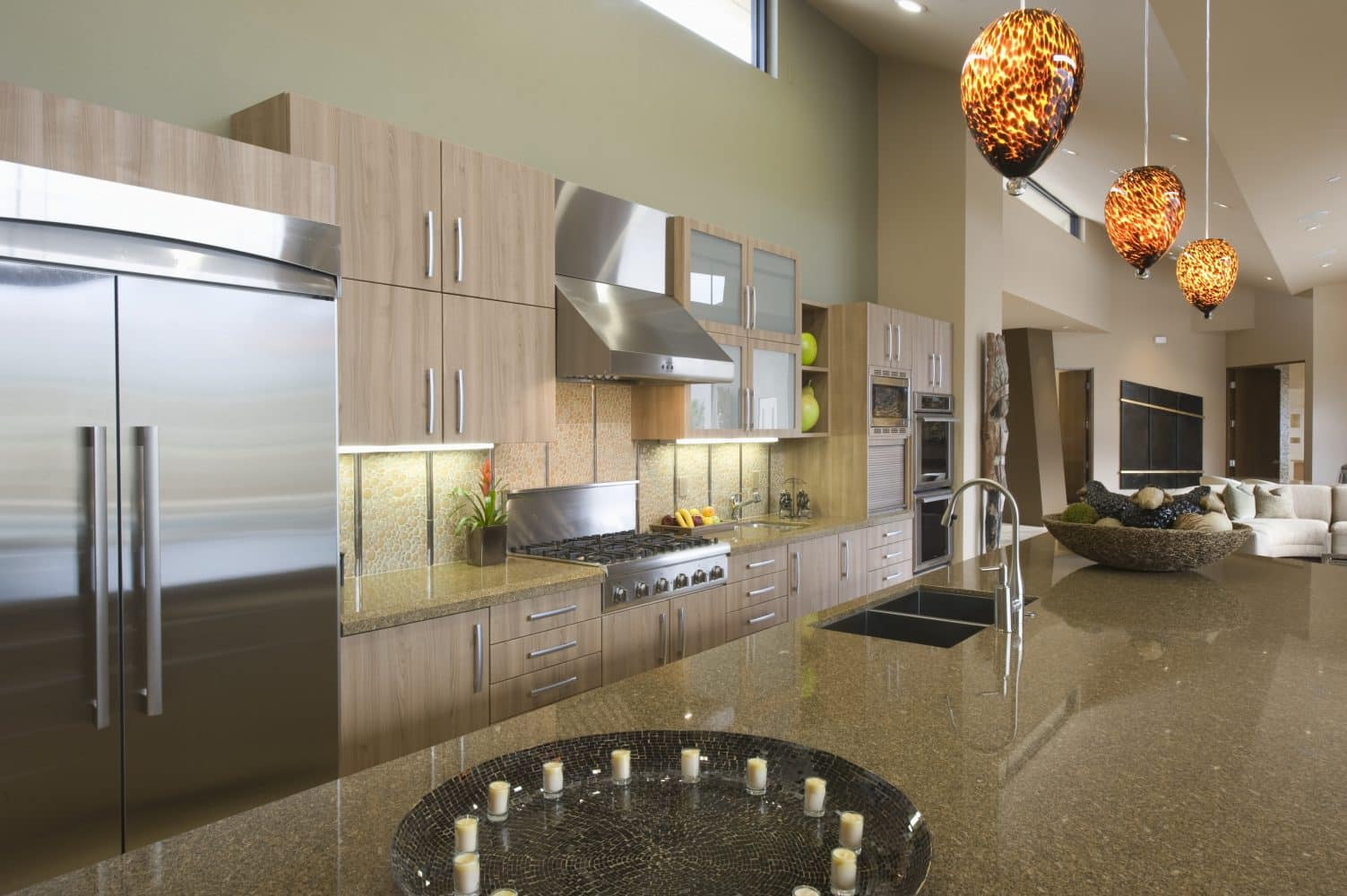 Luxurious-kitchen